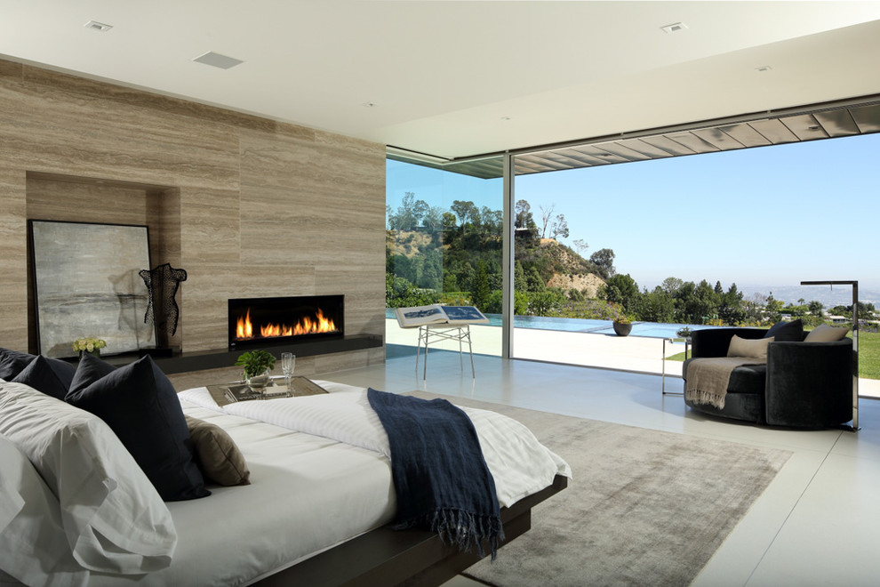 16 luxurious modern bedroom designs flickering with elegance - Luxury Modern Bedrooms