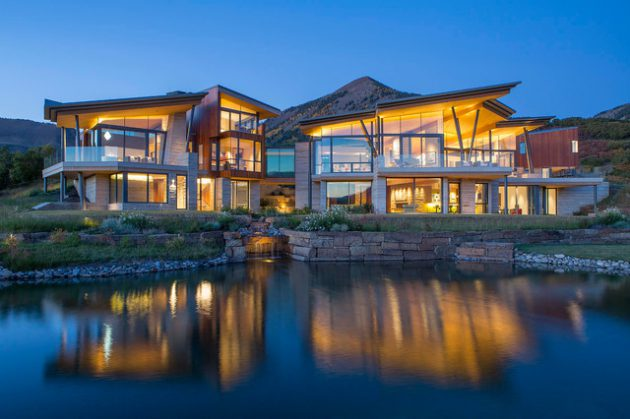 16 Phenomenal Contemporary Home Exterior Designs You'll Fall In Love With