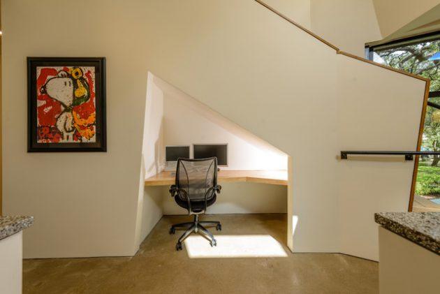 18 Minimalist Home Office Designs That