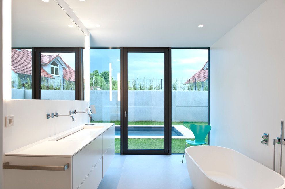 18 Extraordinary Modern Bathroom Interior Designs You'll ...