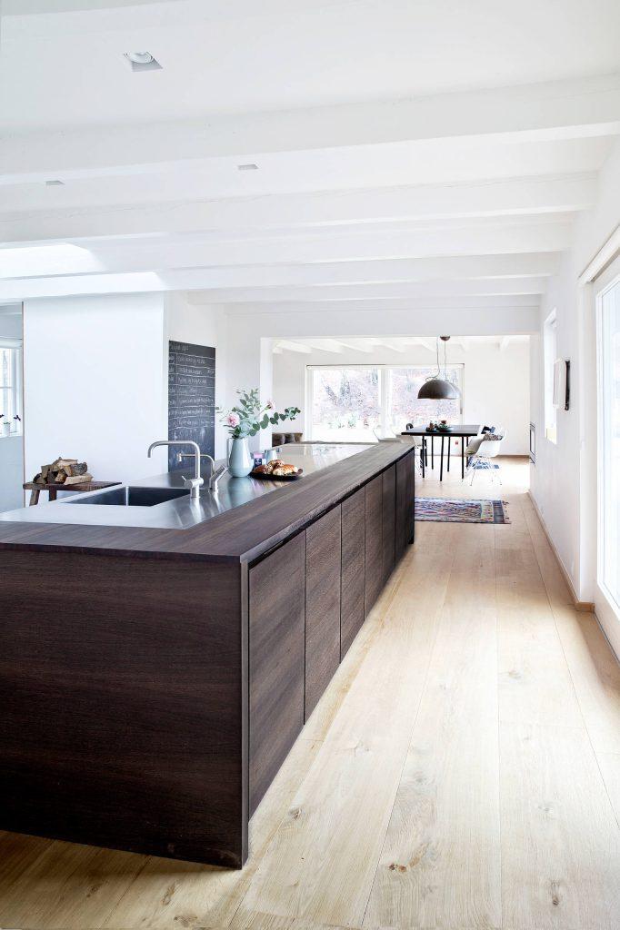stunning modern open kitchen designs | 18 Stunning Modern Kitchen Designs That Will Make Your Day