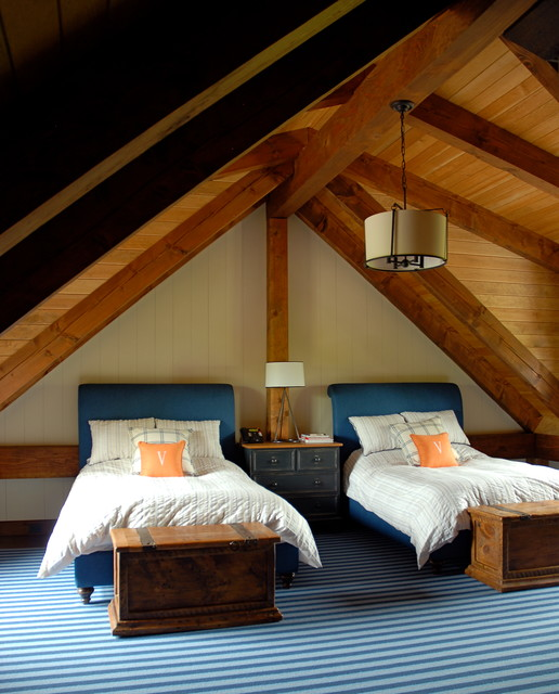 16 Adorable Attic Child's Room Designs That Will Attract Your Attention