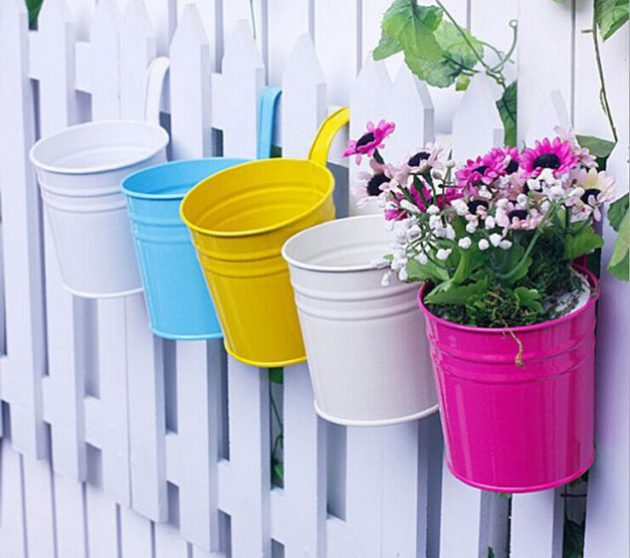 15 Awesome Flower Pot Designs To Enhance The Look Of Your