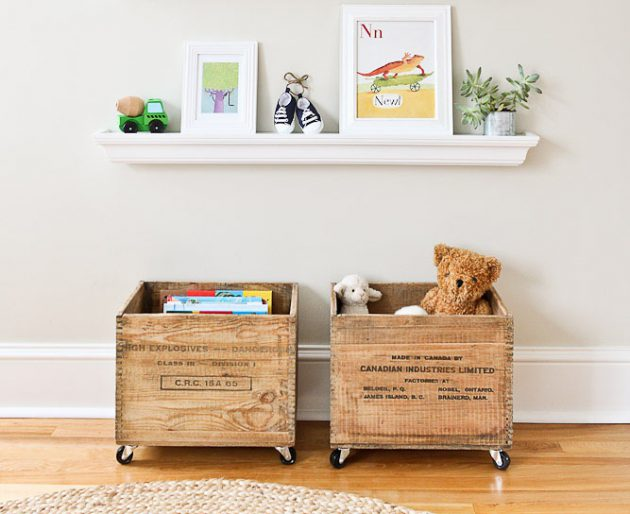 19 Cool Repurposed Storage Ideas That Will Wake Up Your Creativity