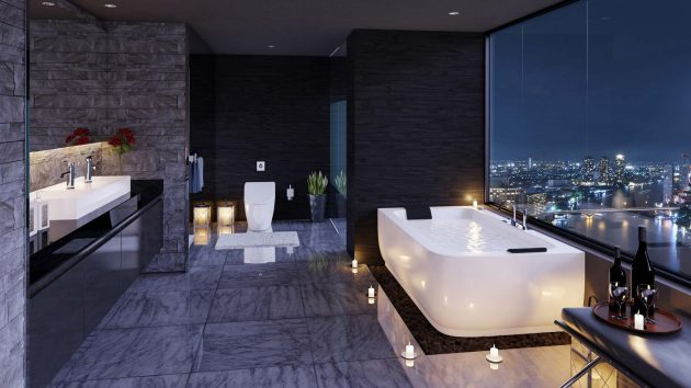 Decorate Your Master Bathroom, Decorating Ideas For Your Master Bathroom