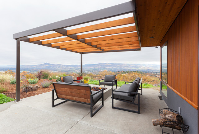 immersive contemporary patio designs that will transform your