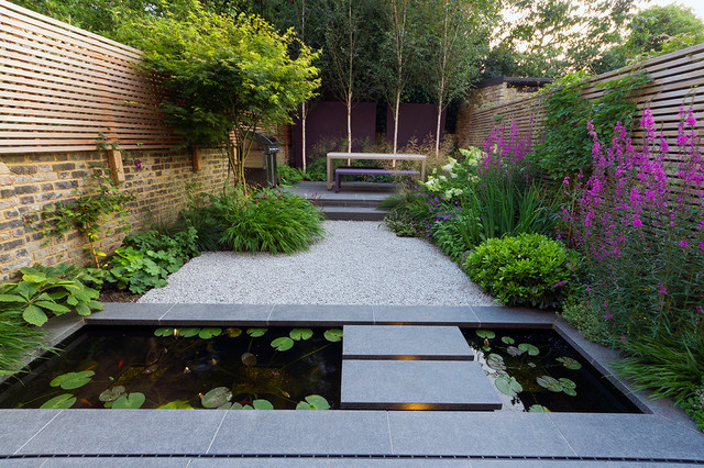 20 Stunning Contemporary Landscape Designs That Will Take Your