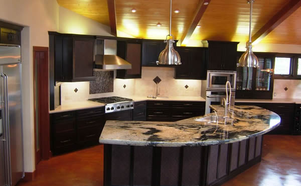 16 marvelous countertop designs for every modern kitchen Kitchen countertop ideas