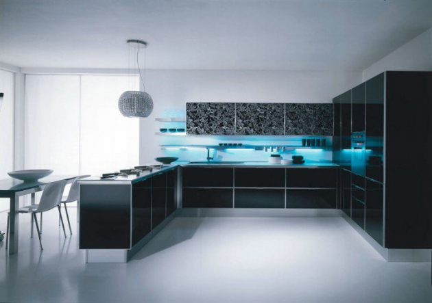 16 Awesome Kitchen LED Lighting Ideas That Will Amaze You