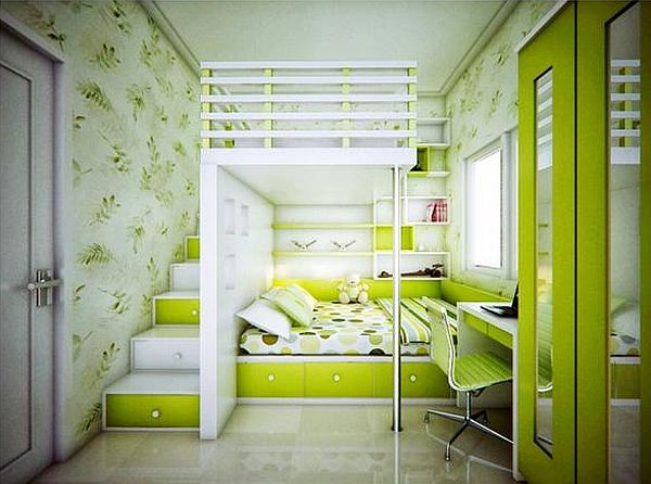 10 Compelling Ideas To Enter Lime Green In The Childs Room