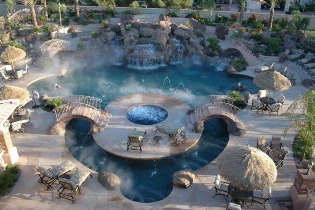 19 Captivating Waterpark Designs To Make Irresistible Yard
