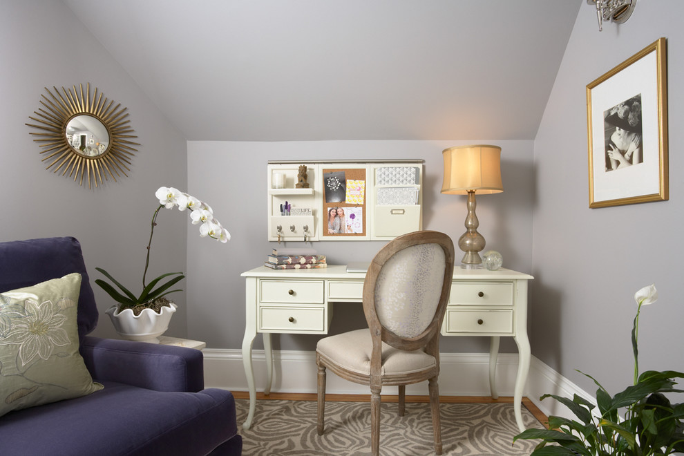 feminine home office. 18 Beautiful Home Office Designs With Feminine Allure