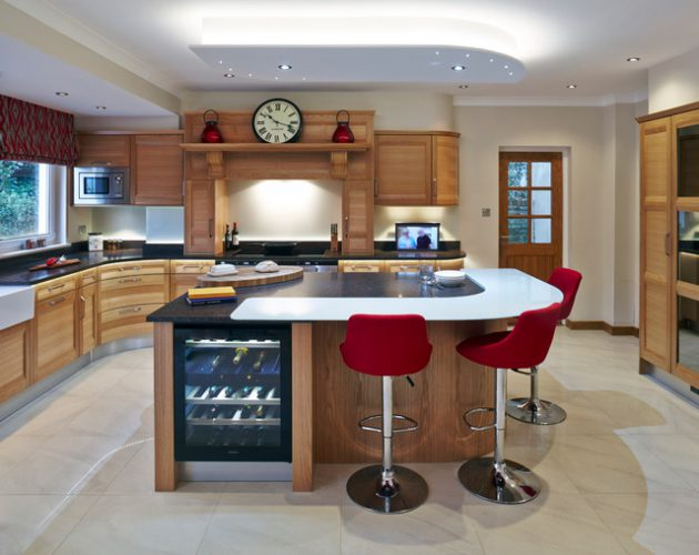 17 Timeless Kitchen Design Ideas Made Of Wood Everyone Should See