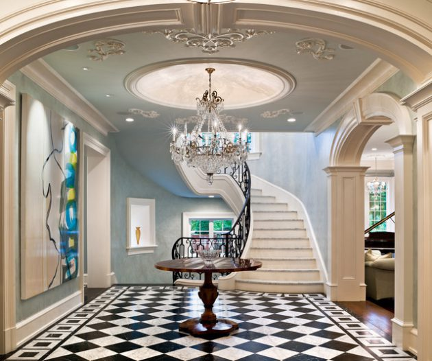 15 Glamorous Staircase Designs That Will Fascinate You