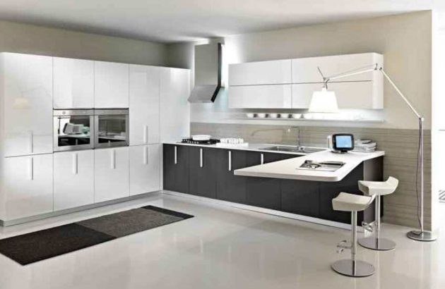 17 original unique kitchen designs that will blow your mind for Kitchen design dubai