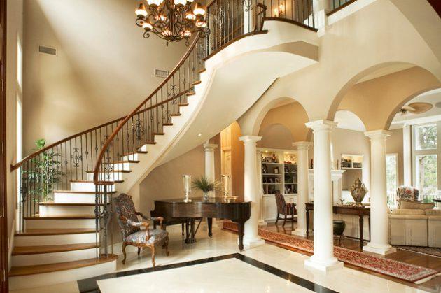 18 Wonderful Foyer Design Ideas With Piano