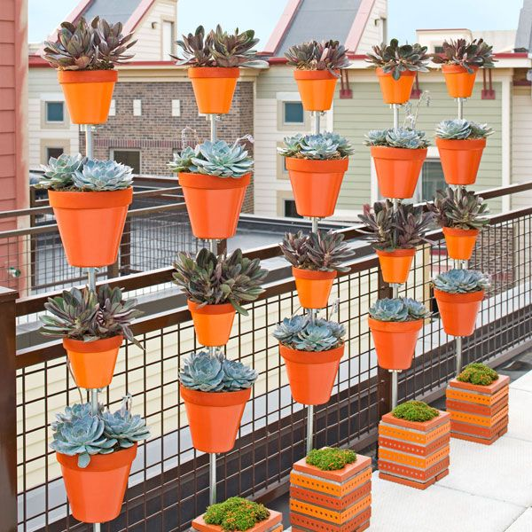 15 Awesome Flower Pot Designs To Enhance The Look Of Your Balcony