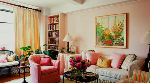 16 Gorgeous Colorful Living Room Ideas For Lovely Ambience