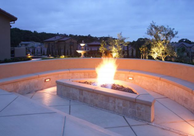20 Irresistible Backyard Fire Pit Designs For Full Enjoyment