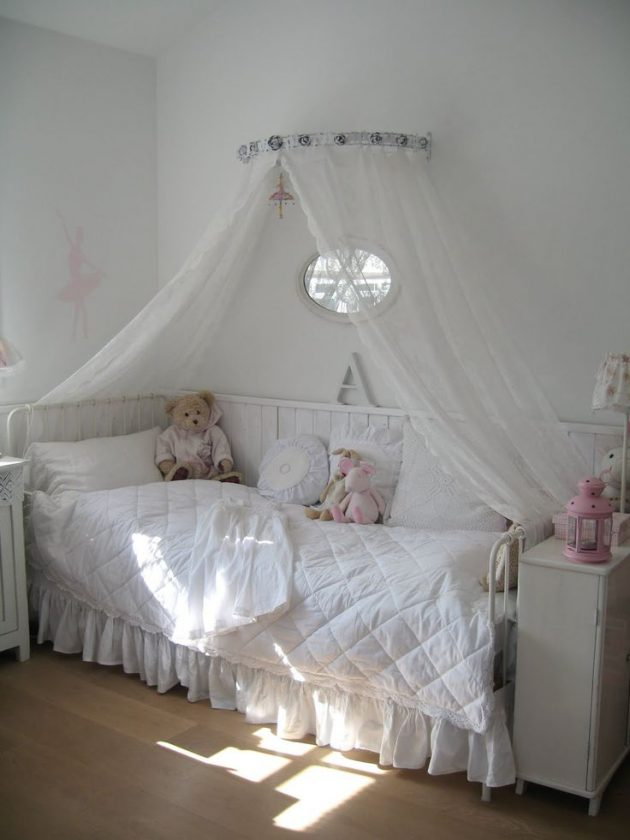 16 classy girl 39 s room designs in french style for Classy chic bedroom ideas