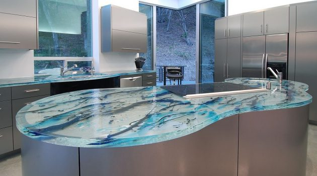 16 Marvelous Countertop Designs For Every Modern Kitchen