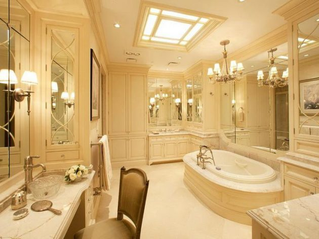 20 Extraordinary Ideas To Decorate Your Master Bathroom