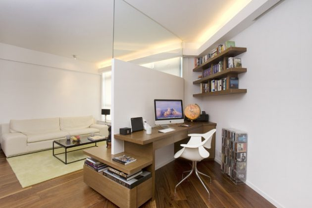 18 Minimalist Home Office Designs That Abound With Simplicity & Elegance