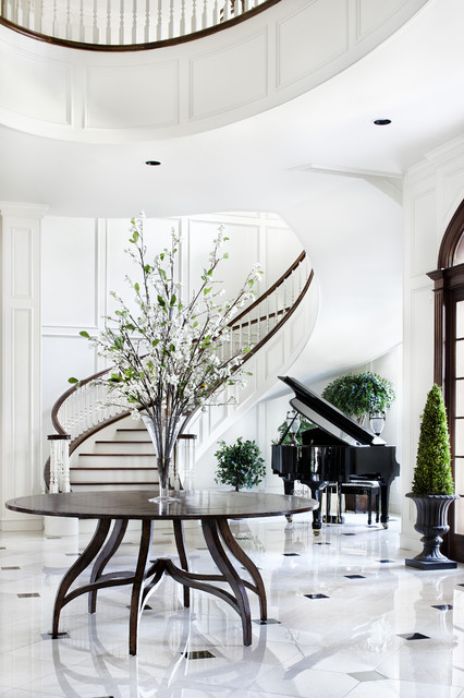 18 Wonderful Foyer Design Ideas With Piano