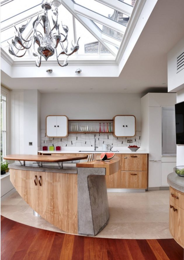 Room Designer Kitchen: 17 Original & Unique Kitchen Designs That Will Blow Your Mind