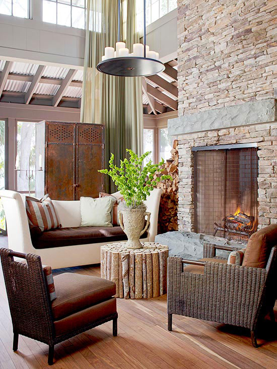 Sample Living Room Designs: 17 Wonderful Examples Of Living Room Lighting
