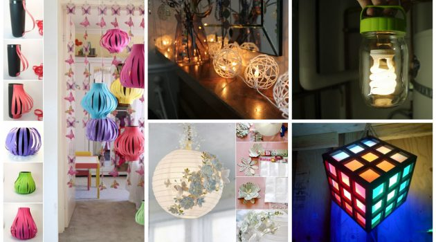18 Easy-To-Make Lanterns That You Can Do In Your Free Time