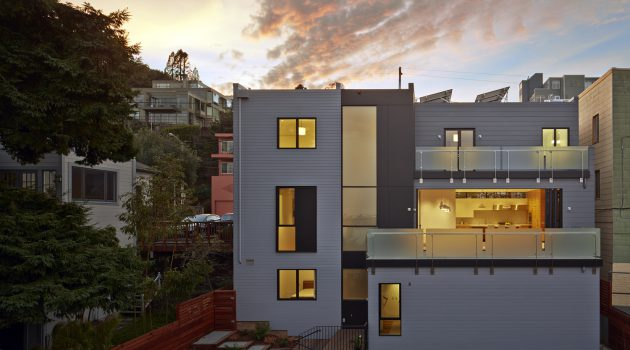 Noe House by Studio VARA – A Modern Home For A Scientist