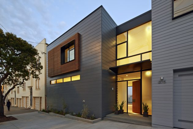 Noe House by Studio VARA - A Modern Home For A Scientist