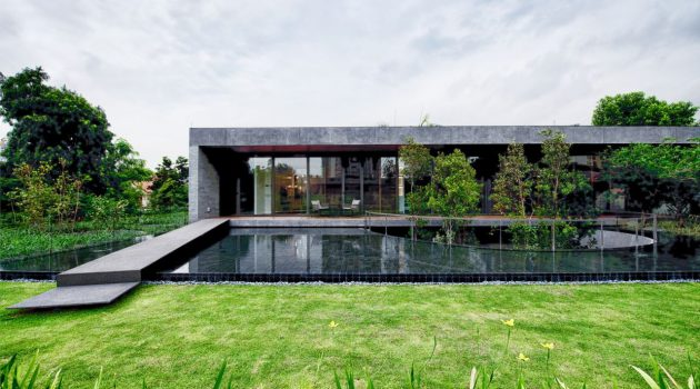 The Wall House by FARM Is A Residence You Must See!