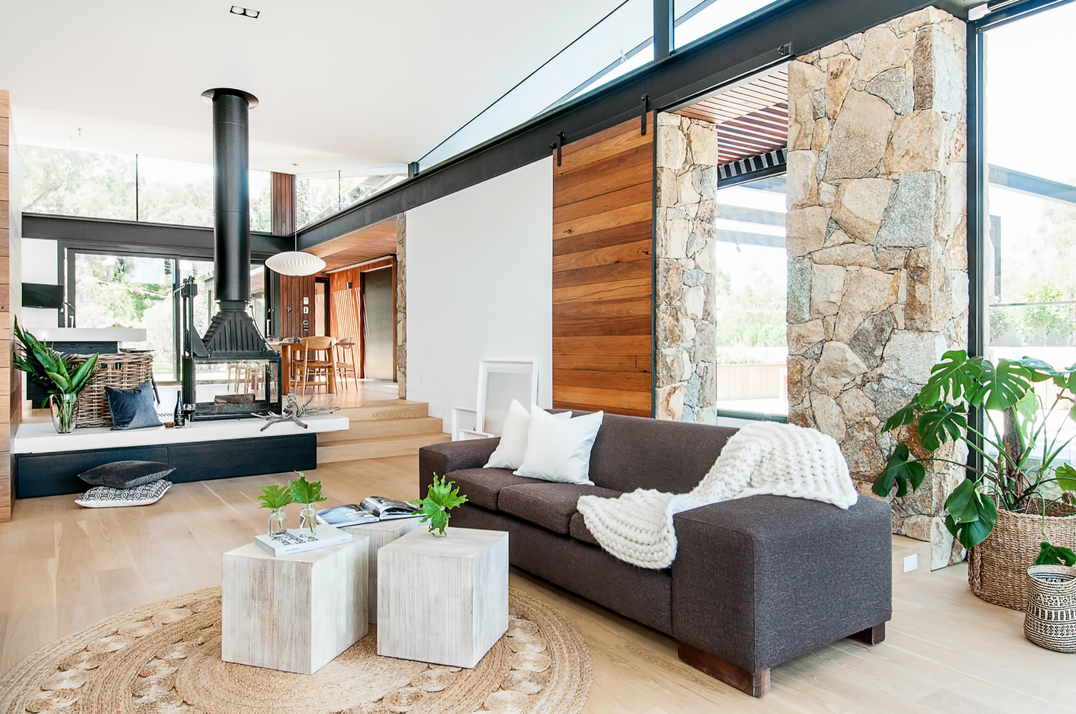 the warrandyte house in melbourne by alexandra buchanan architecture - Home Decor Melbourne
