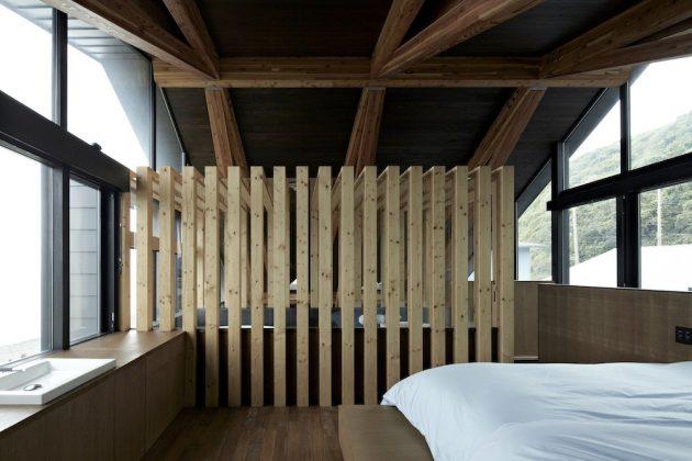 Villa SSK by Takeshi Hirobe Architects in Chiba, Japan