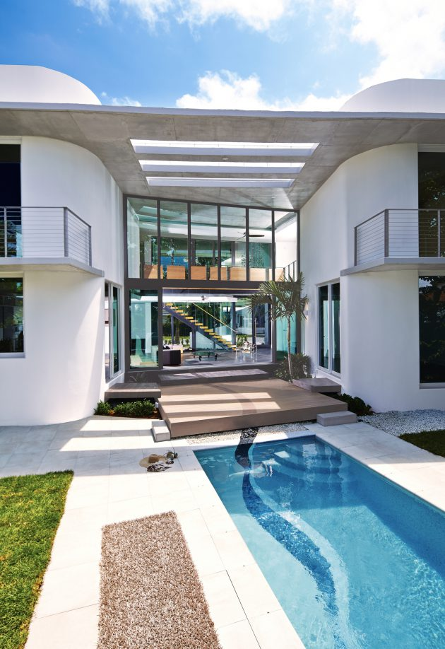Dilido Haus, Gabriela Liebert, Dilido Island, Miami Beach ...