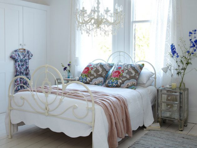 17 Spectacular Shabby Chic Bedroom Designs That You're Gonna Love