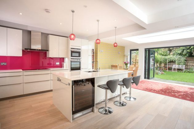 17 Impressive Open Plan Kitchen Designs That Everyone Should See