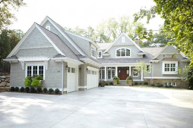 17 Gorgeous Exterior Designs With Traditional Charm