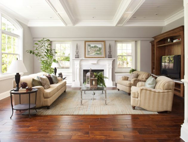 17 Attractive Ideas For Decorating Traditional Family Room To Enjoy Daily