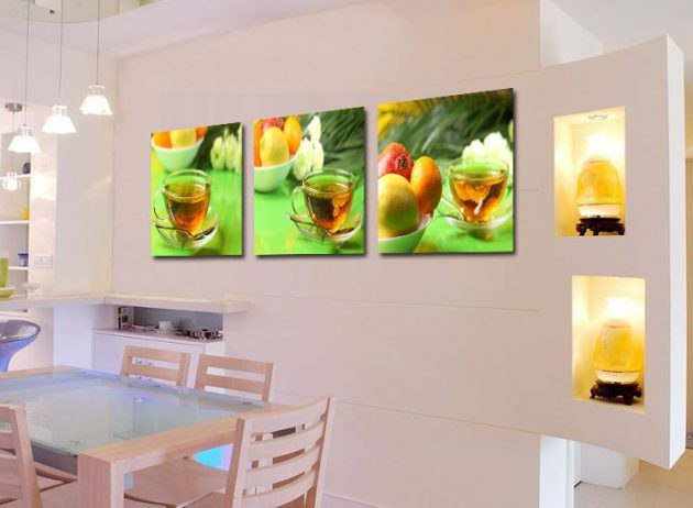 16 Wall Art Designs To Beautify Your Kitchen