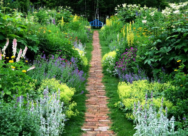 16 Brilliant Ideas To Make Garden Paradise In Your Yard