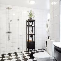 15 Divine White Bathroom Designs That Will Attract Your Attention