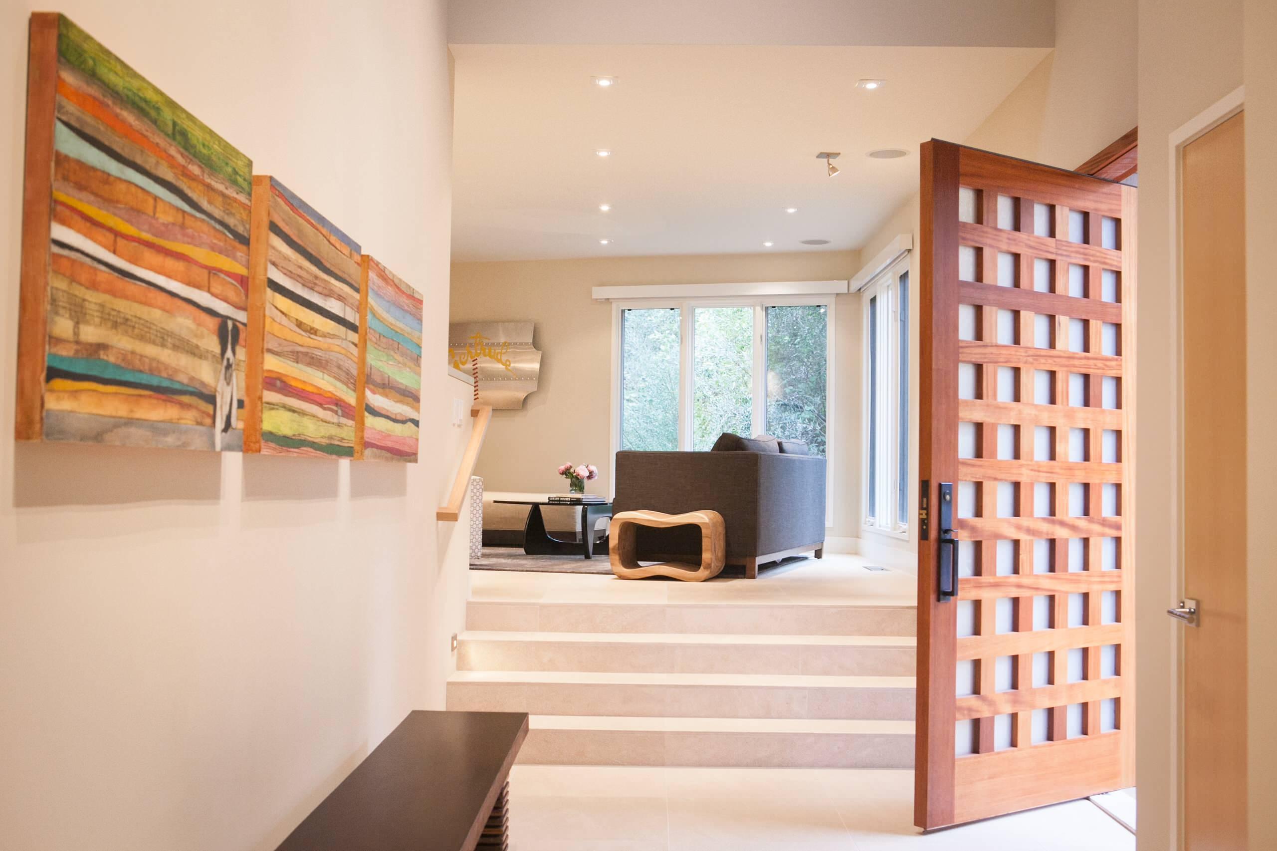 office entry door design  | 557 x 417
