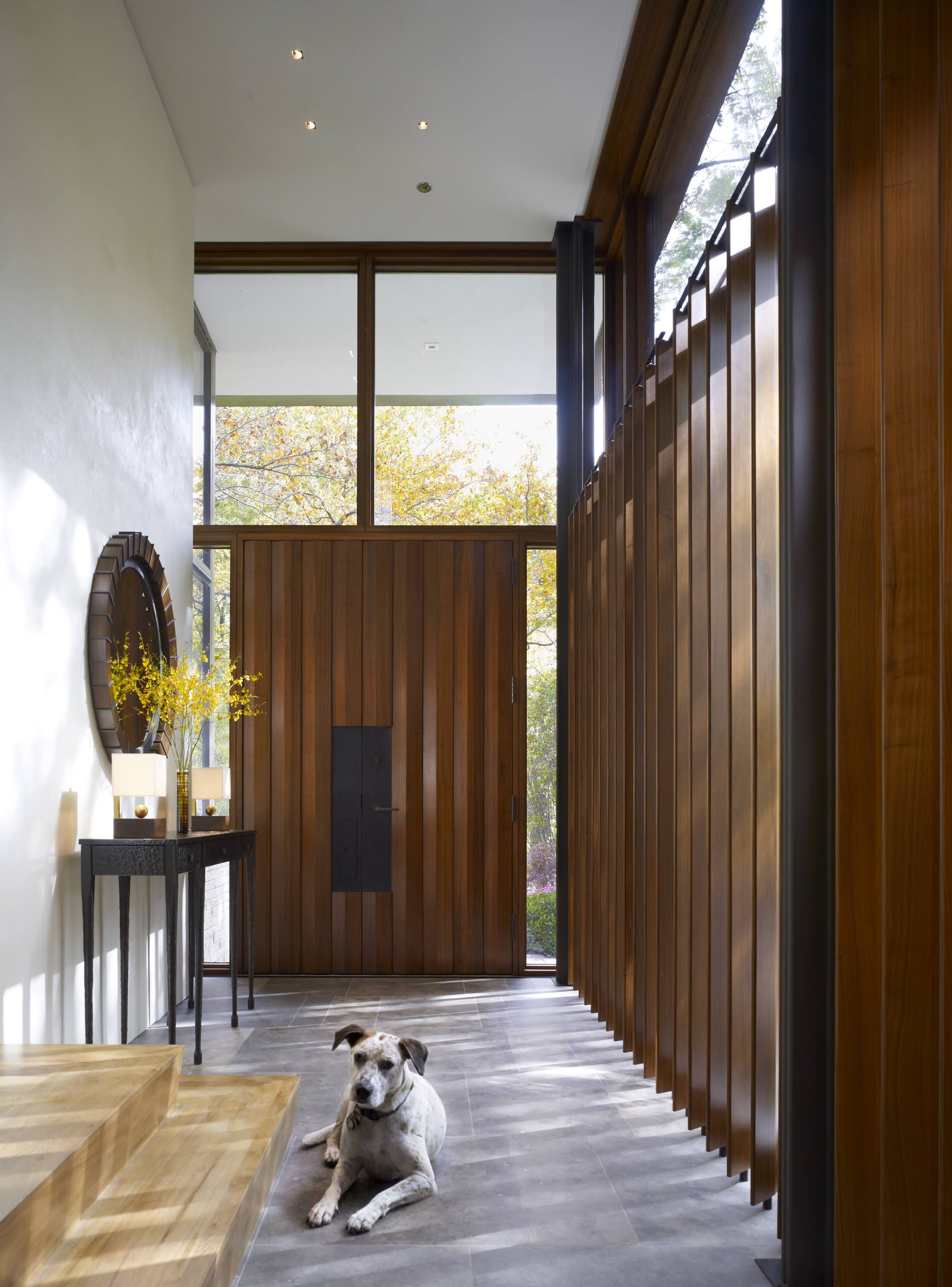 Contemporary Foyer : Beautiful modern foyer designs that will welcome you home