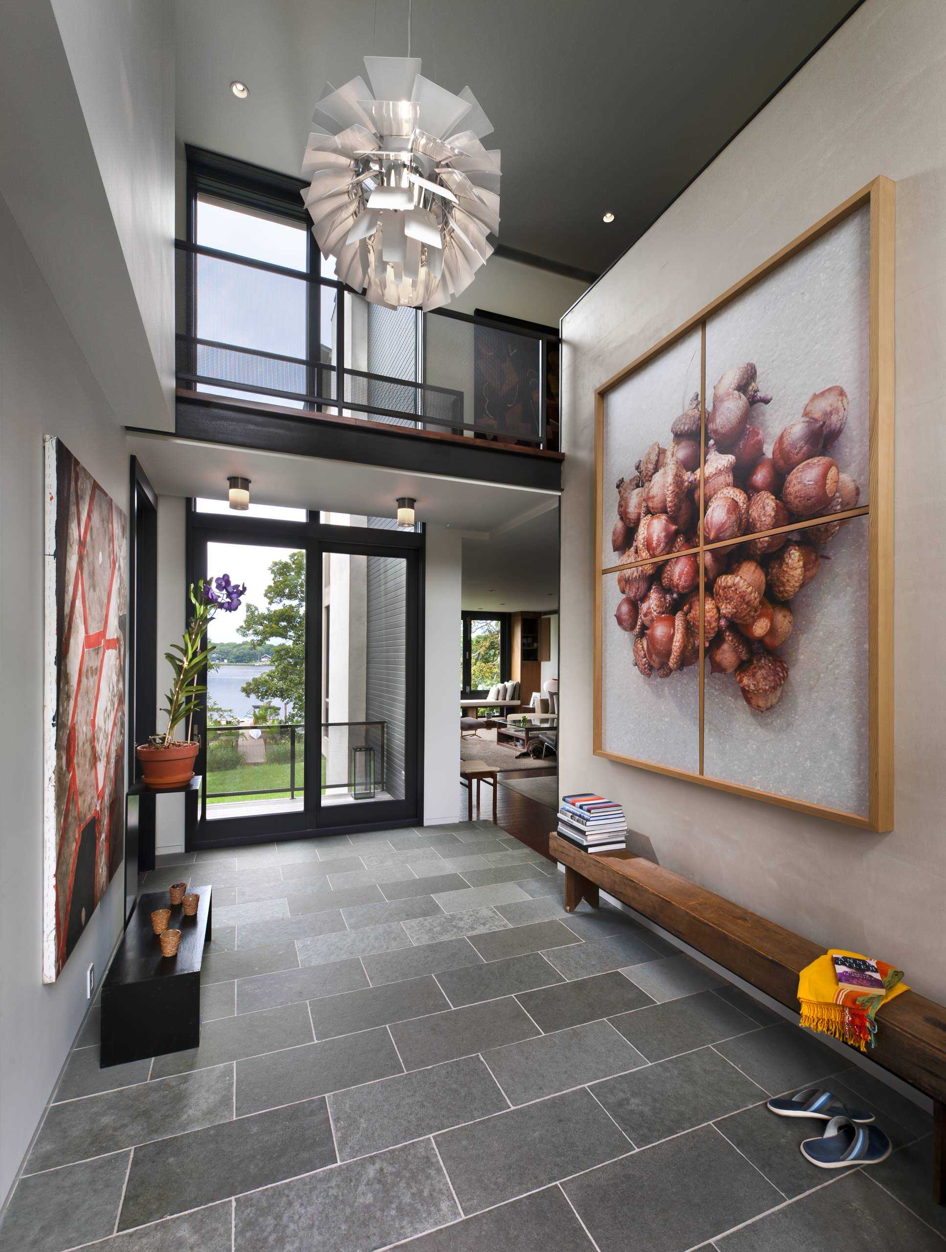 Entry Or Foyer : Beautiful modern foyer designs that will welcome you home