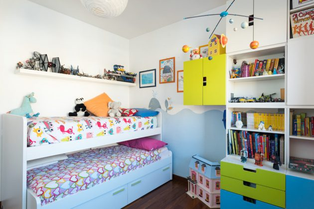 15 Enjoyable Modern Kids Room Designs That Will Entertain Your Children