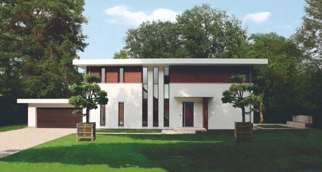 15 Stunning Modern Home Exterior Designs That Make A Statement