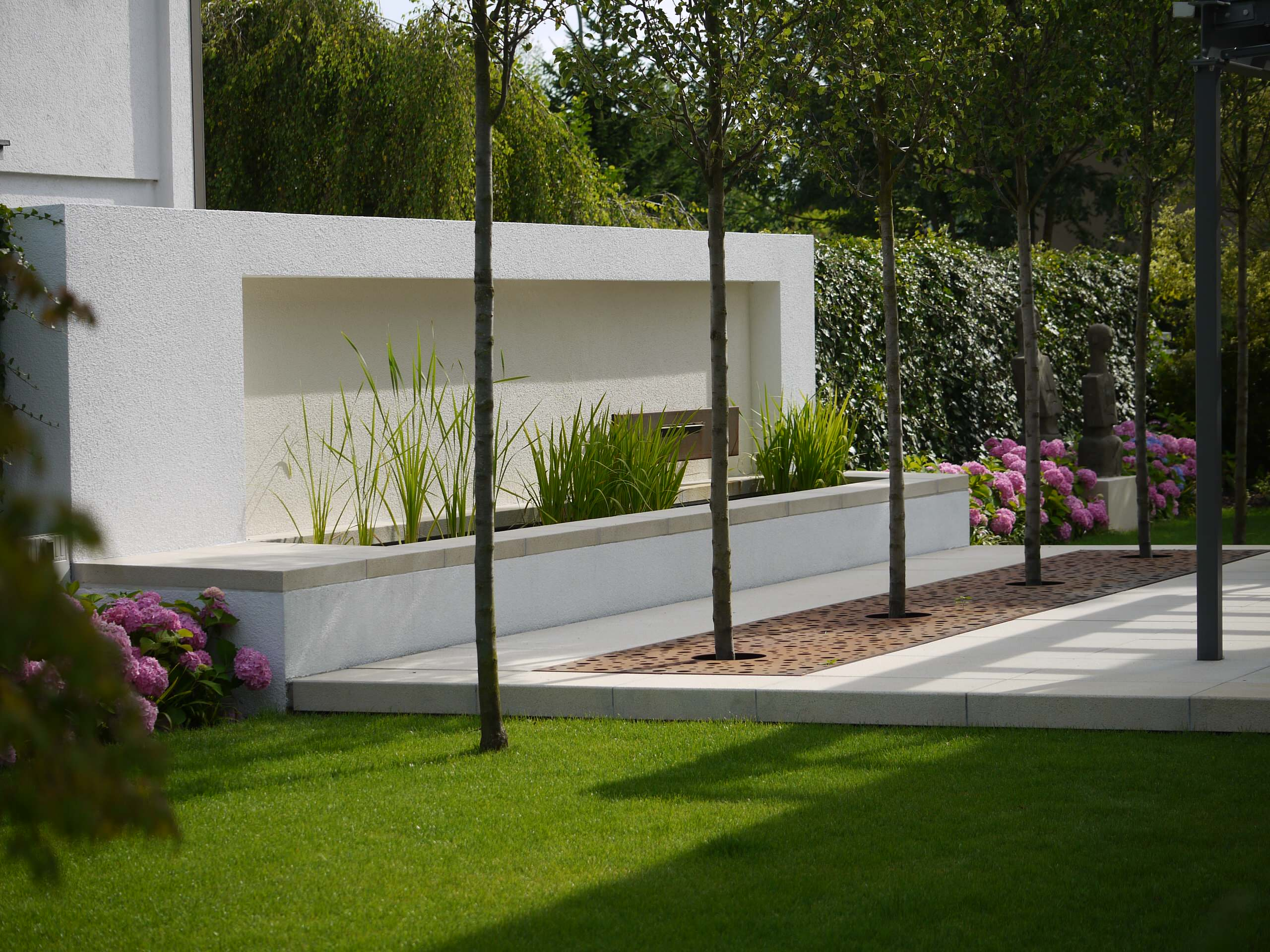 Modern landscaping ideas garden inspiration How to landscape